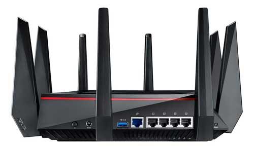 miglior router asus