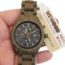 orologio wewood