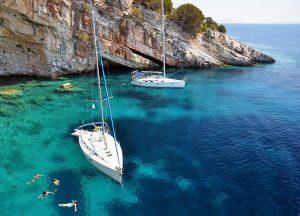 vacanza barca vela