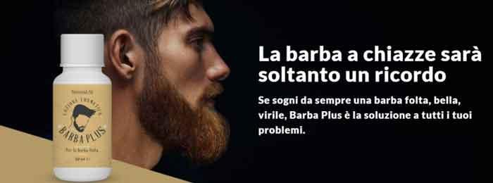 Siero per la barba folta Barba Plus