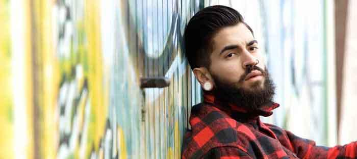 Barba Plus per barba folta e senza buchi