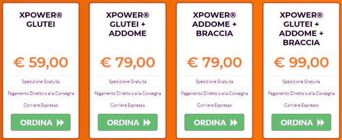 Costo Xpower B-Side