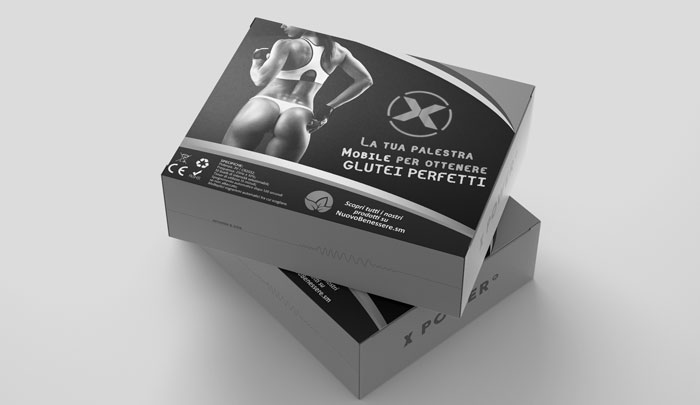 Xpower B-Side glutei