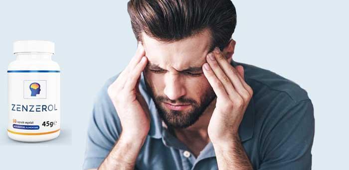 Zenzerol compresse per le cefalee