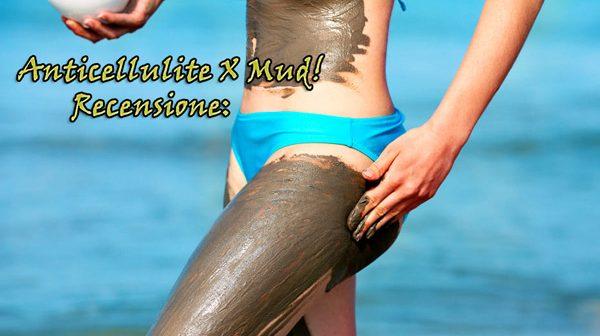 Recensione anticellulite alle alghe X Mud