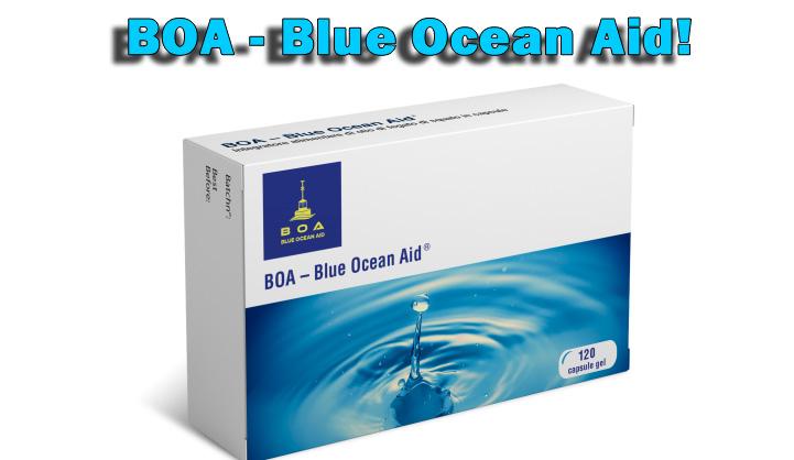 Integratore per la psoriasi Blue Ocean Aid