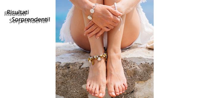 Risultati del depilatore Flawless Legs