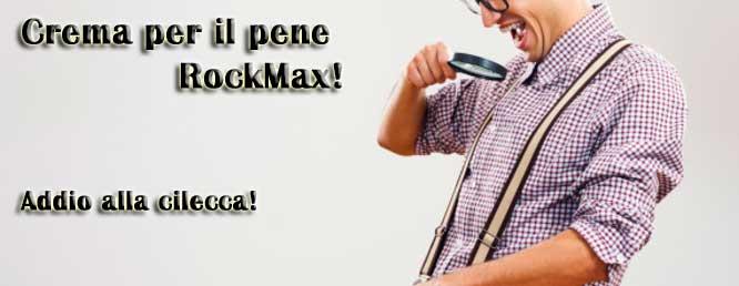 Crema RockMax recensione
