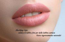 Shocking Lips per gonfiare le labbra