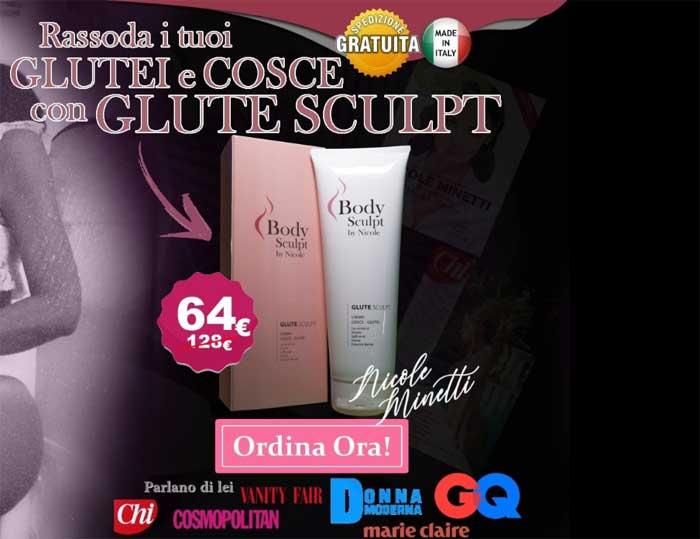 Costo della crema rassodante Glute Sculpt