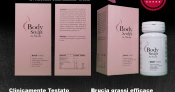 Integratore alimentare per dimagrire Body Shred