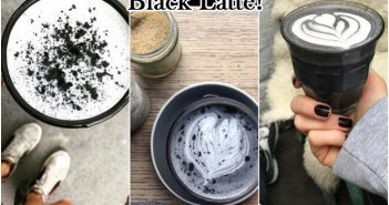 Latte dimagrante Black Latte