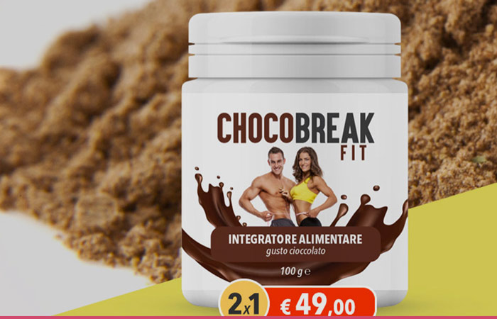 Costo di Chocobreak Fit