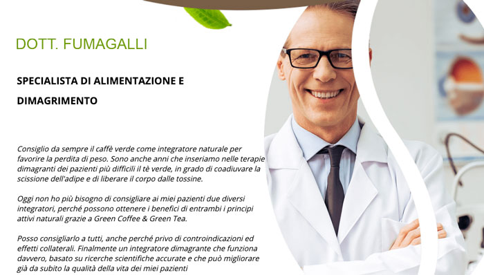Pareri medici suGreen Coffee e Green tea Plus