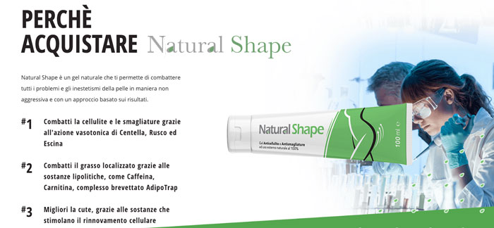 Come funziona Natural Shape