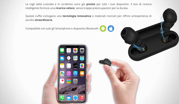 Come connettere le cuffie X Sound 2.0