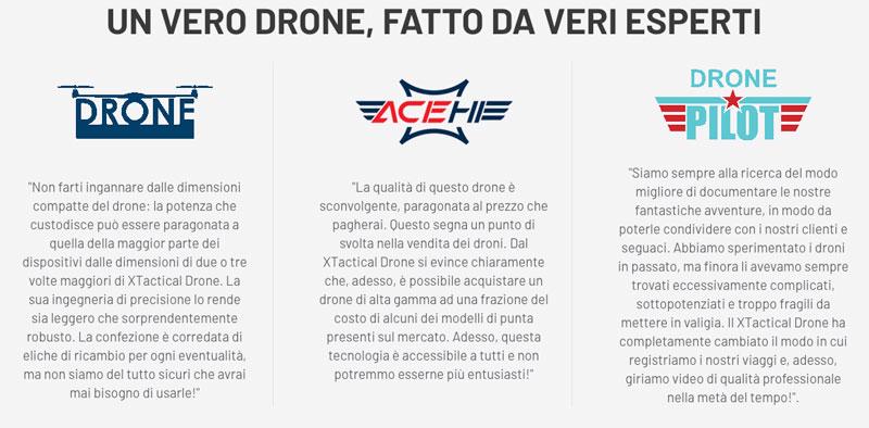 Pareri su Xtactical Drone