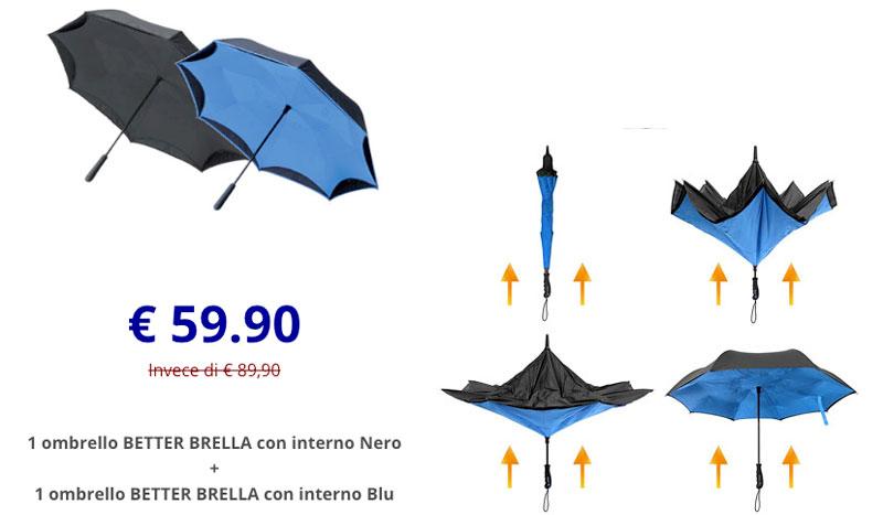 Costo di Better Brella