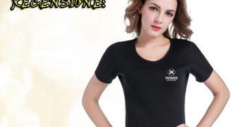 Recensione XPower Tshirt Sportwear