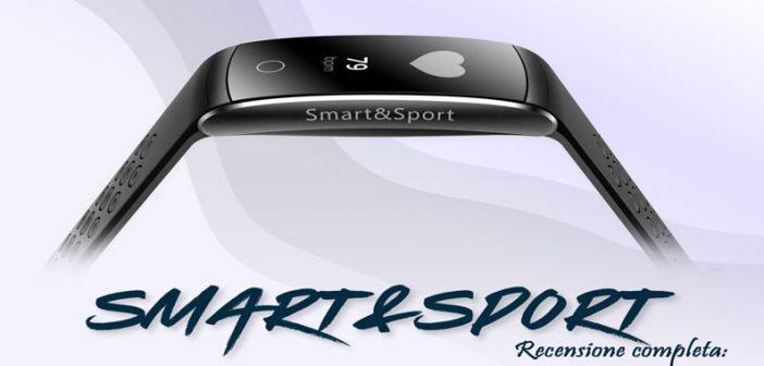Smartwatch Smart e Sport recensione