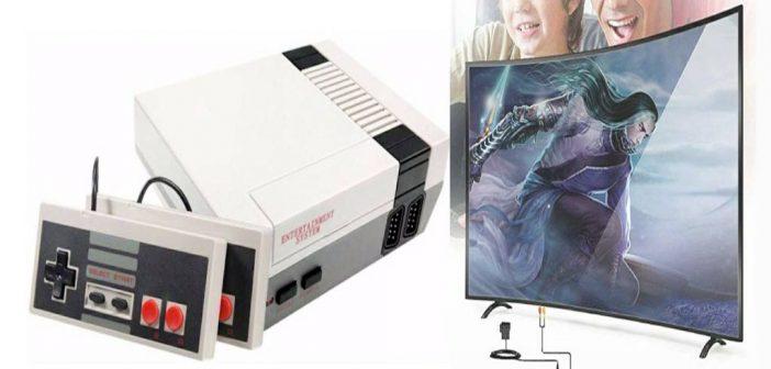 G Console Retro