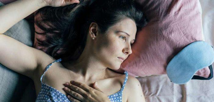dormire con caldo eccessivo